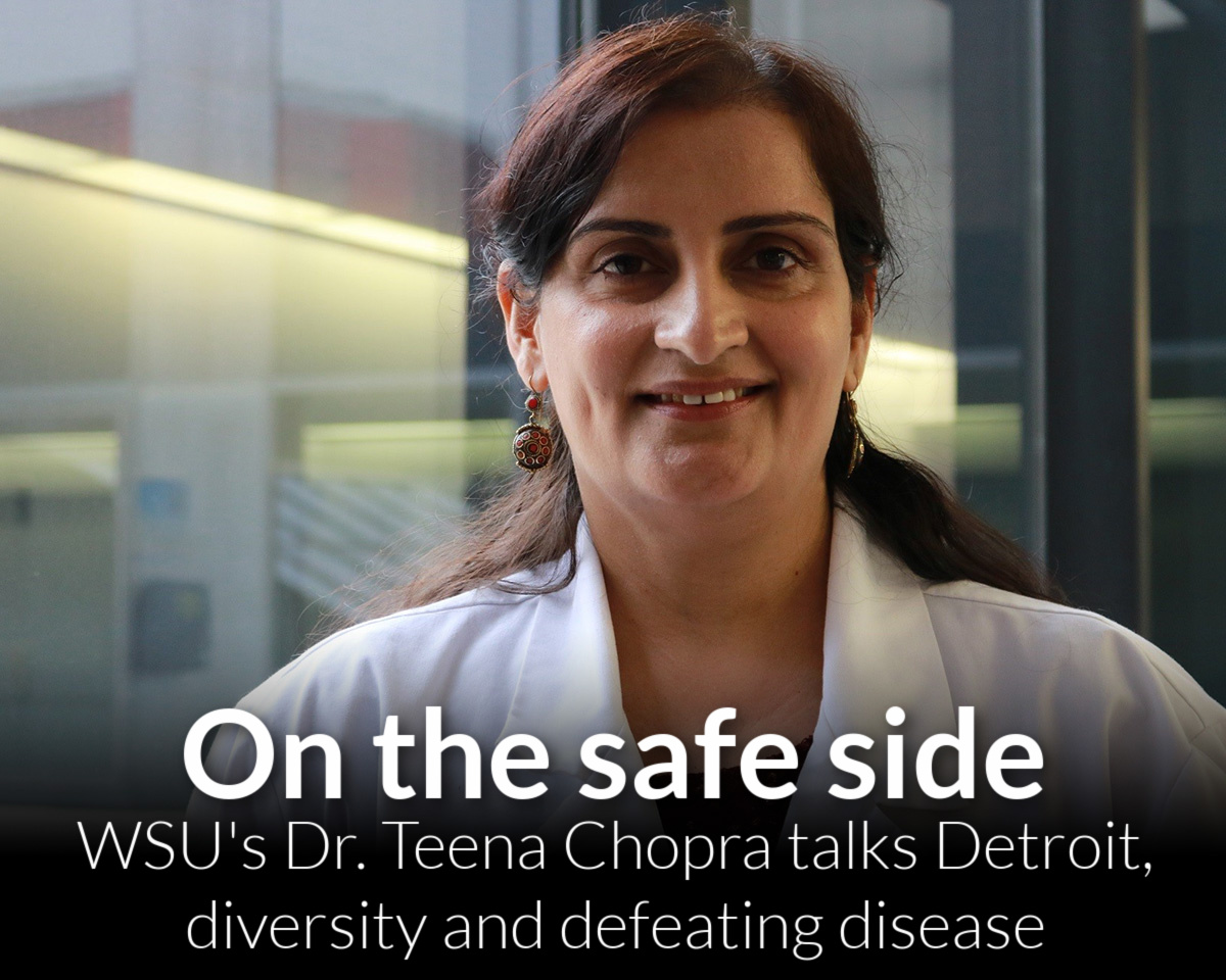 Interview with Dr. Chopra by Infectious Diseases Society of America (ISDA)