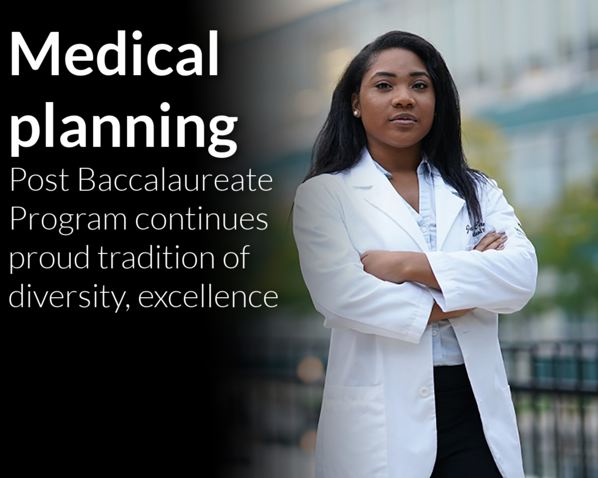 School of Medicine's Post Baccalaureate Program continues half-century legacy of diversity, excellence