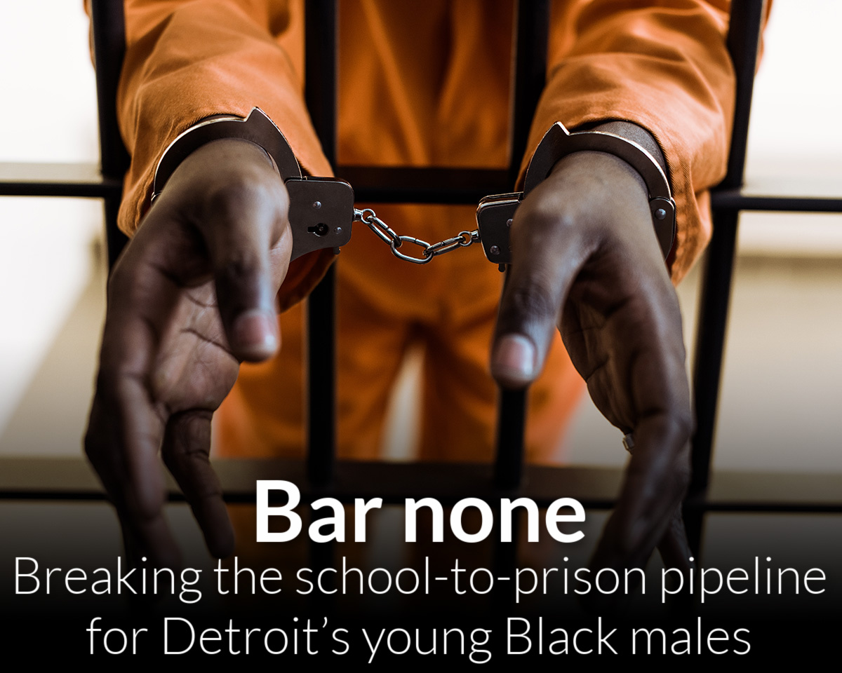 A Path for Success: Breaking the School to Prison Pipeline for Detroit's Young Black Males