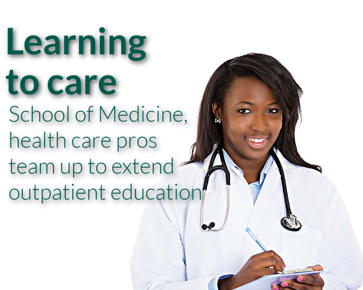 Wayne State University School of Medicine extends outpatient education with Michigan Healthcare Professionals