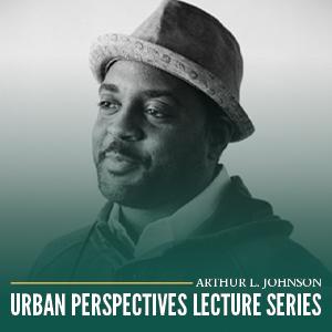 Arthur L. Johnson Urban Perspectives Lecture Series: Reginald Dwayne Betts