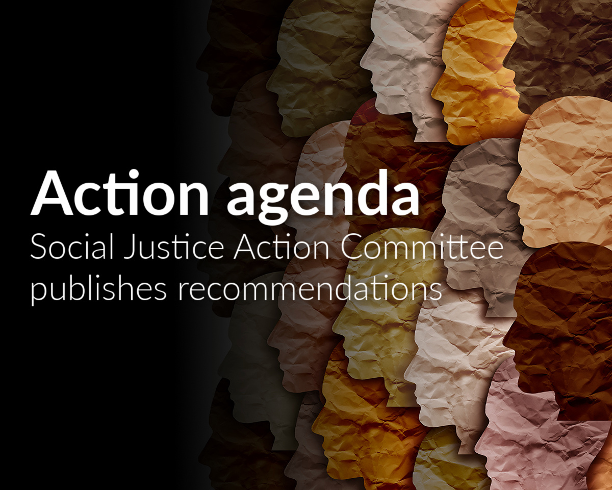 Wayne State's Social Justice Action Committee publishes recommendations