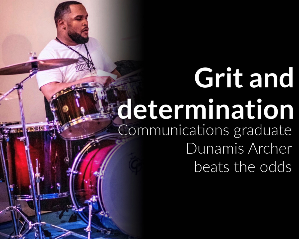 Dunamis Archer beats the odds with unbridled determination and grit