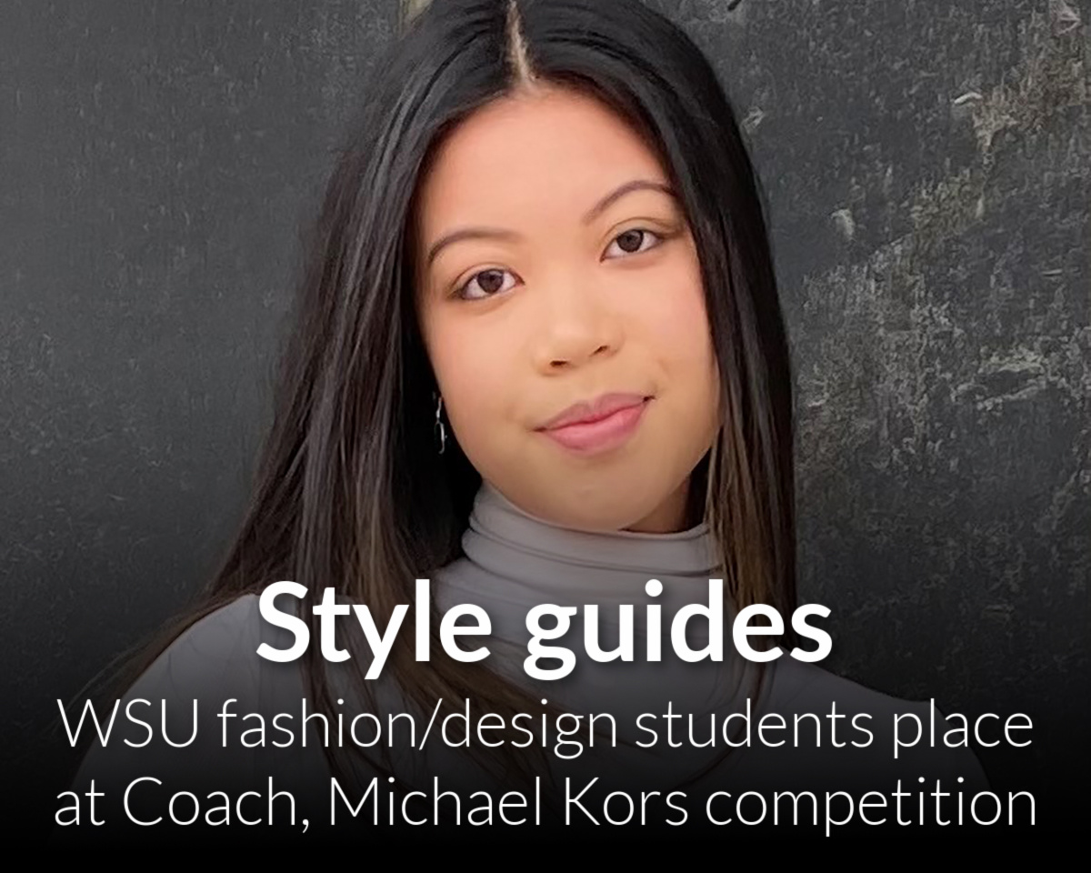 Fashion design and merchandising students place at Coach and Michael Kors competition