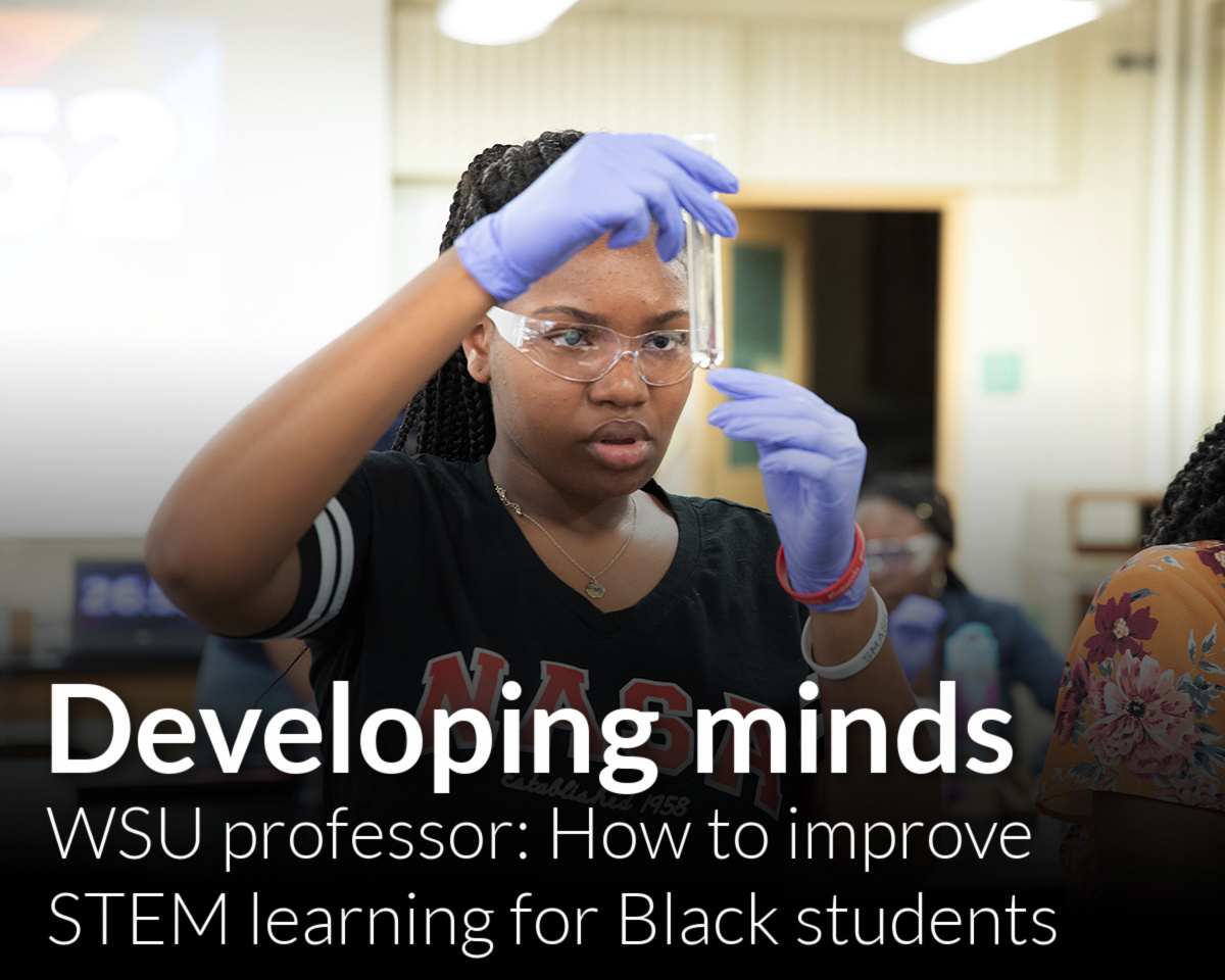 3 ways schools can improve STEM learning for Black students
