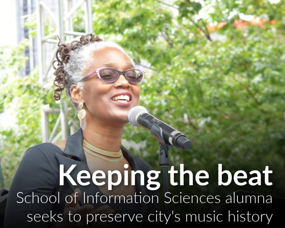 SIS alumna is on a mission to preserve music history in Detroit