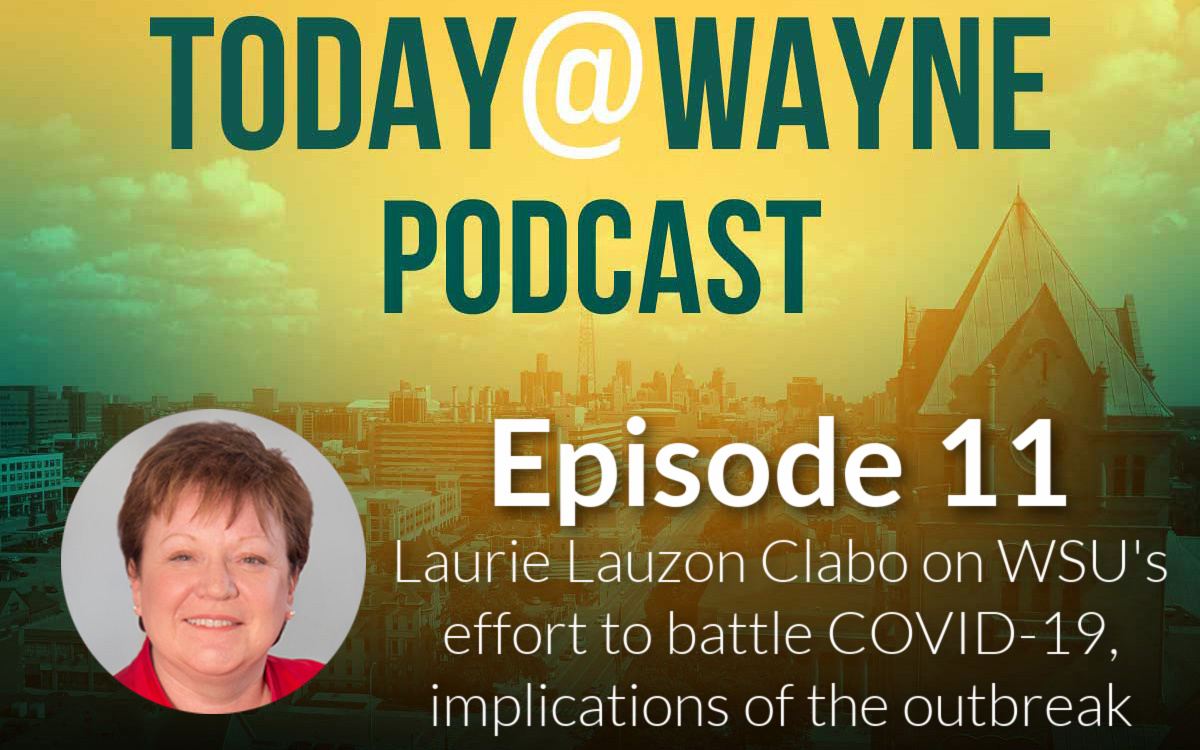 T@W Podcast: Dean of Nursing Laurie L. Clabo, Ph.D.