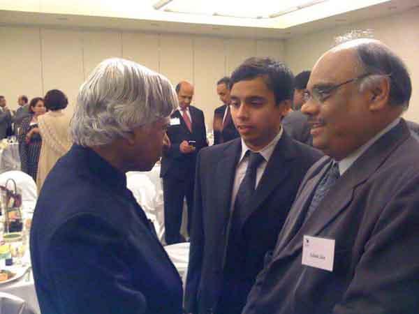 Ashok Jain, M.D., Res., Fel.