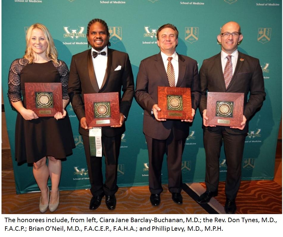 Call for Awards- Medical Alumni Reunion