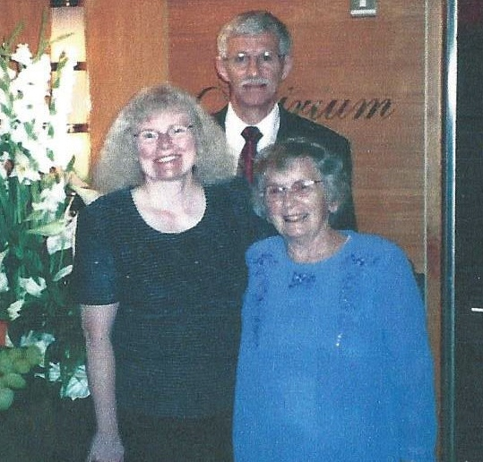 WSU School of Medicine alumna honors her mother with scholarship tribute