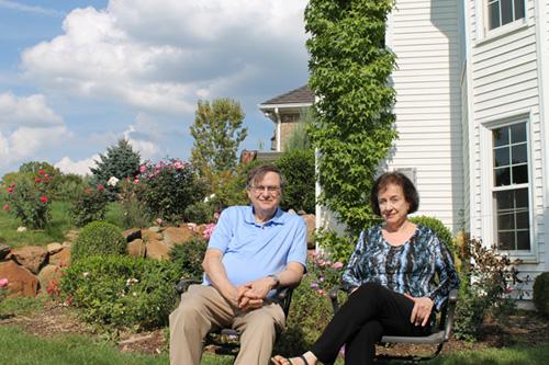 Family history inspires alumni to establish an endowed award for community service