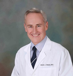 Charles Shanley, M.D. '87, selected to lead WSUPG and WSU Clinical Affairs