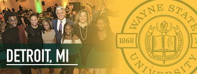 Detroit Presidential Alumni Reception - scheduled for April 11