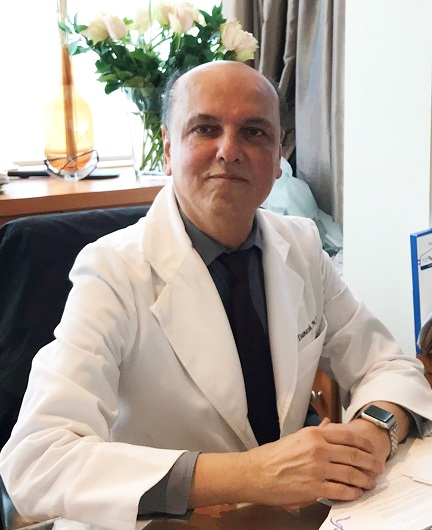 Dermatologist to the stars: WSU resident graduate Dr. Sid Danesh on his successful practice in Beverly Hills