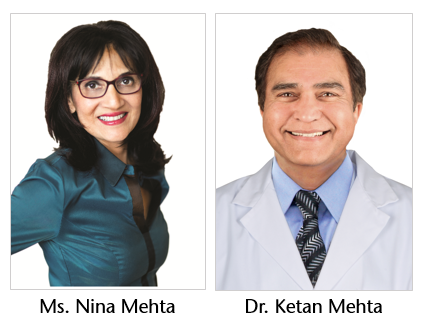 Pioneers in nasal and sinus care give back to the School of Medicine