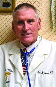 Eric Johnsen, M.D. '77