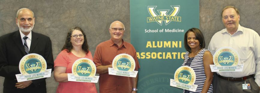 Great Opportunity to Join the WSU Medical Alumni Association and Save!