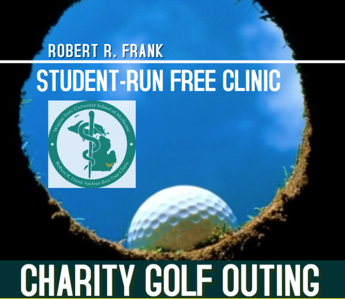 Rain pushes Robert R. Frank Student-Run Free Clinic Charity Golf Outing to July 21