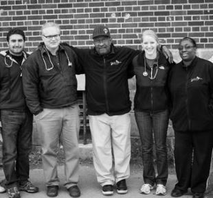 Medical Alumni Annual Fund Impact: Code Blue and Street Medicine