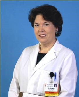 Featured notable alumna - Jean Wright, M.D. '78