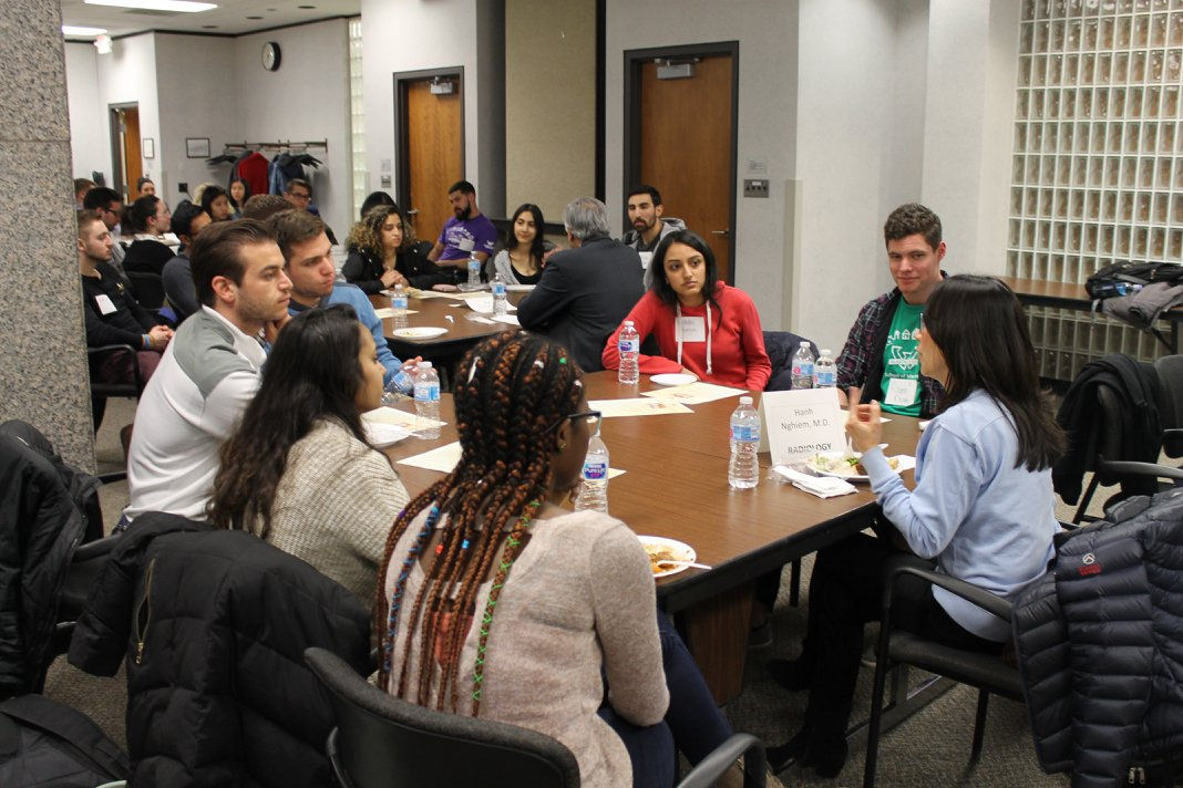 Seeking Alumni Participation- Learning Community Dinners!