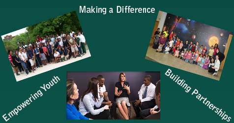 Empowering Youth, Building Partnerships, Making a Difference