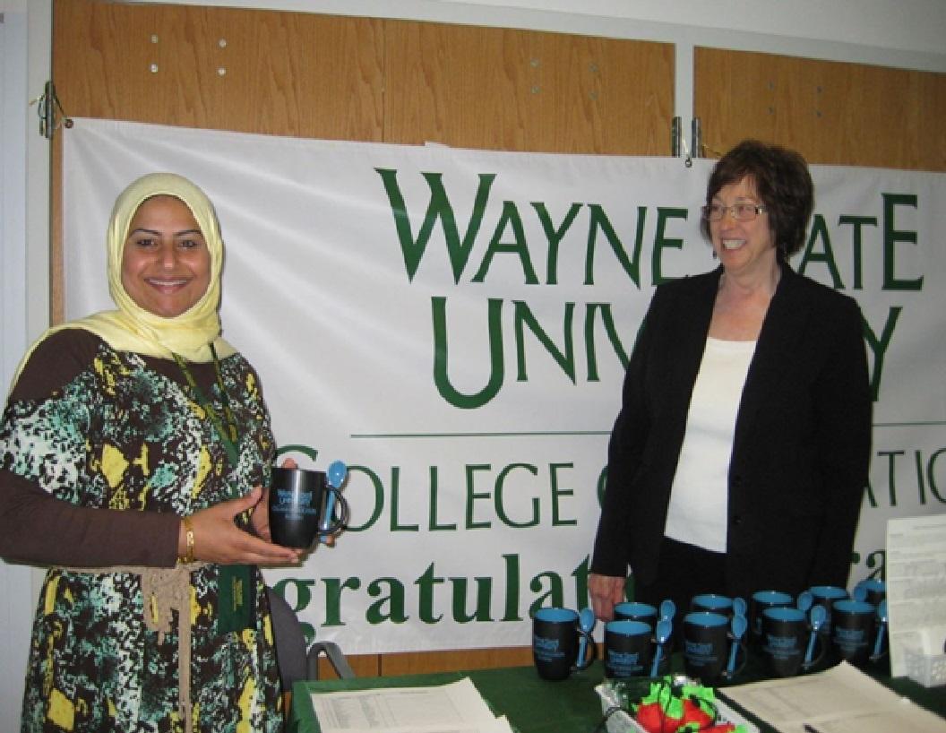 Pre-Commencement Celebration Honors 2014 Teacher Education Graduates Following Capstone Conversation