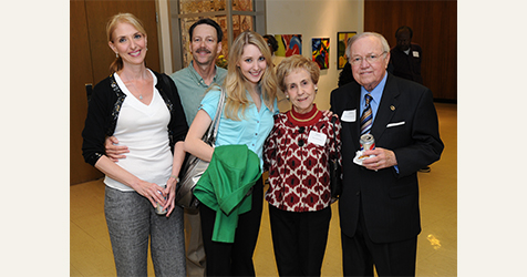 Jean Banks Holloway Endowed Scholarship Significantly Expanded to Make Greater Impact