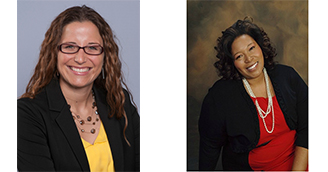 Profiles of Two New College of Education Faculty Members: Erin Centeio and Paige Dunlap