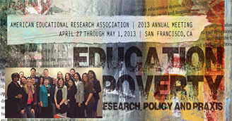 College of Education Faculty Present at the American Educational Research Association Conference