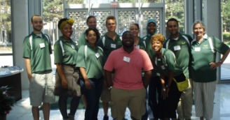Student Ambassadors Provide Service to the College of Education and Its Students