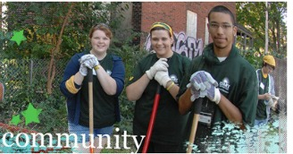 COE Students Give Back to the Community