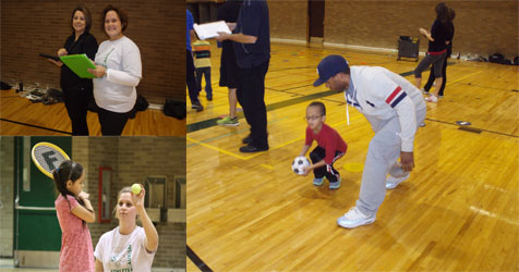 Program at WSU Serving the Physical Activity Needs of Children with Autism through the Work of Suzanna Dillon