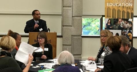 Leonard Kaplan Education Collaborative awarded AAUA's highest institutional honor