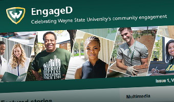 Wayne State University launches newsletter devoted to Detroit community outreach