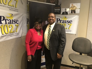 Wayne State announces new morning radio segment on 'The Mildred Gaddis Show'