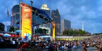 Detroit Jazz Festival's Chris Collins on how Warriors shape the showcase