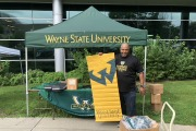 Photo retrospective: Wayne State at the African World Festival