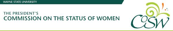 Commission on the Status of Women - Wayne State University