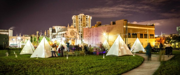 DLECTRICITY outdoor festival of art and light returns