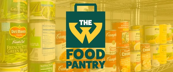 WSU's campus pantry, The W, set to open April 2