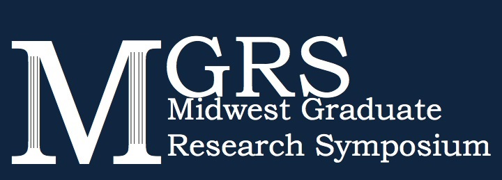 Midwest Graduate Research Symposium at the University of Toledo