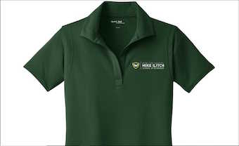 Order your Ilitch School polo shirt now