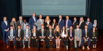 Ilitch School announces 25 Under 25 winners for 2019