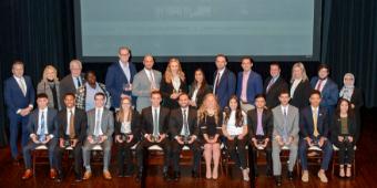 Ilitch School announces 25 Under 25 winners for 2019