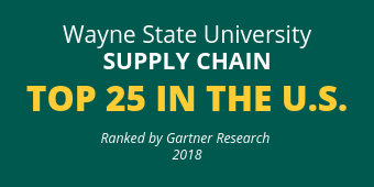 Wayne State's graduate supply chain program ranked among top 25 in the country