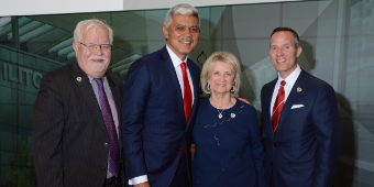 Mike Ilitch School of Business announces inaugural members of entrepreneurship hall of fame