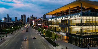 We are Detroit's Business School