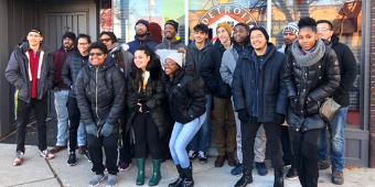 PwC MPREP Scholars program teams up with Detroit Blight Busters