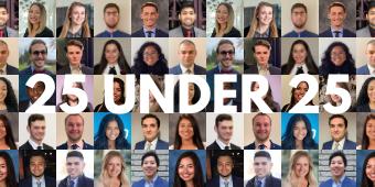 Ilitch School announces 25 Under 25 winners for 2020